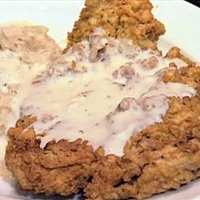 Main - Chicken Fried Steak