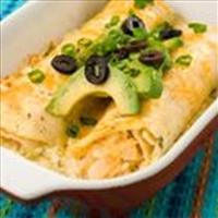 Main - Enchilada's - Seafood