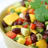 Mango Black Bean Salad (FOK)