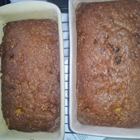 Kelley's Mango Coconut bread