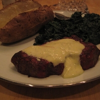 Matthews Bernaise Sauce