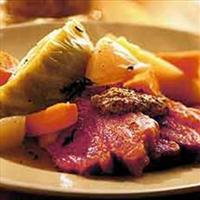Mchenry's Corned beef and cabbage
