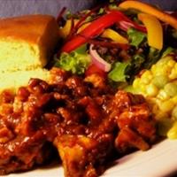Memphis-Style Barbecue Tofu