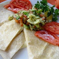 Mexican Cheese Melts (Quesadillas)