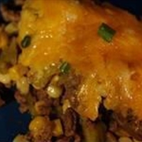 Mexican Cornbread Casserole