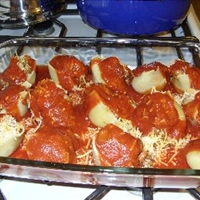Mexican Stuffed Jumbo Pasta Shells
