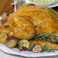 Michael Symon's Juicy Turkey Cooked in Cheese Cloth