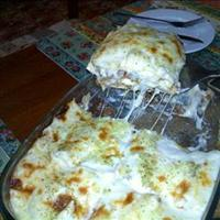 Minced Beef Lasagna