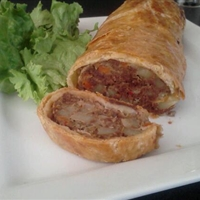 Minced Beef Wellington