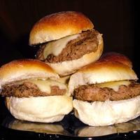 Mini Sirloin Burgers