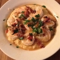 Mississippi Shrimp And Grits