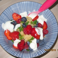 Mixed Berry Couscous