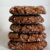 Molasses Cookies (Grandma Jean's)