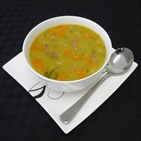 Mom's Split Pea & Ham Soup