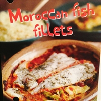 Moroccan Fish Fillets