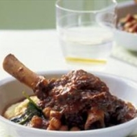 Moroccan Lamb Shanks