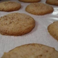 Mrs. Fields Eggnog Cookies