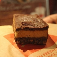 Mrs Fields Peanut Butter Dream Bars