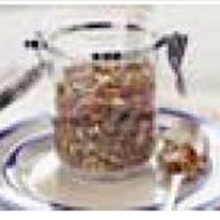 Muesli Flakes Breakfast