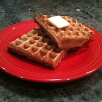 Multi-Grain Blender Batter Waffles