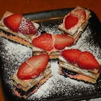Musgovian Berry Napoleons