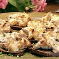 Mushroom Canapes