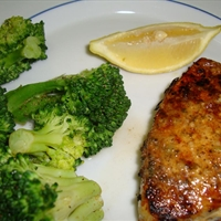 Nautico's Broiled Swordfish Steak
