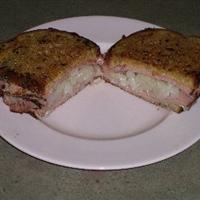 Nautico's Reuben Remoulade Sandwich