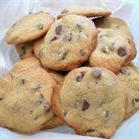 Nestle Toll House (Chocolate Chip) Cookies