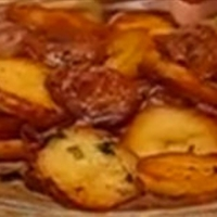 New Potato Rounds Recipe