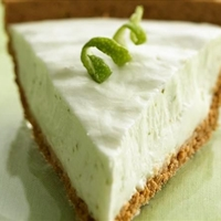 No Bake Key Lime Pie