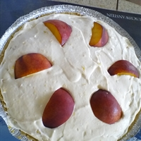 No Bake - No Brainer - Cheese Cake (peach)