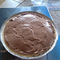 No Bake - No Brainer - Nutella Cheese Cake