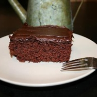 No-Egg Chocolate Zucchini Cake