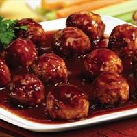 No Fuss Meatballs
