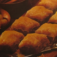 Nutty Baklava