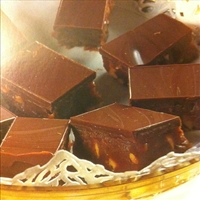 Nutty Chocolate Fudge