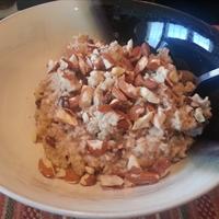Nutty Coconut Oatmeal