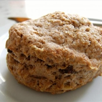 Oatmeal Scones