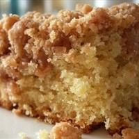 Old-Fashioned Crumb Coffeecake