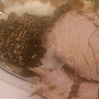 Old Fashioned Pork Roast