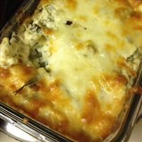 Olive Garden Hot Artichoke & Spinach Dip