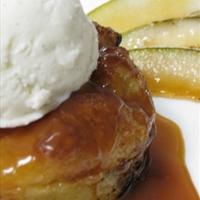 Omaha Caramel Bread Pudding
