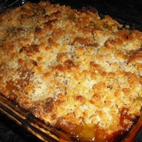 Omi's Apple Crisp