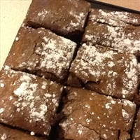 One Bowl Chocolate Brownies