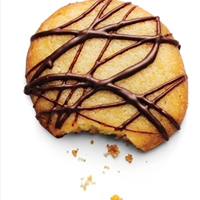 Orange and Dark-Chocolate Cookies