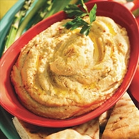 Orange Hummus