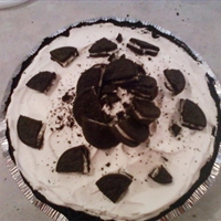 Oreo Cookie Pie