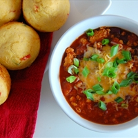 Our Favorite Slow Cooker Turkey Chili