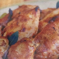 Oven Mayo Chicken